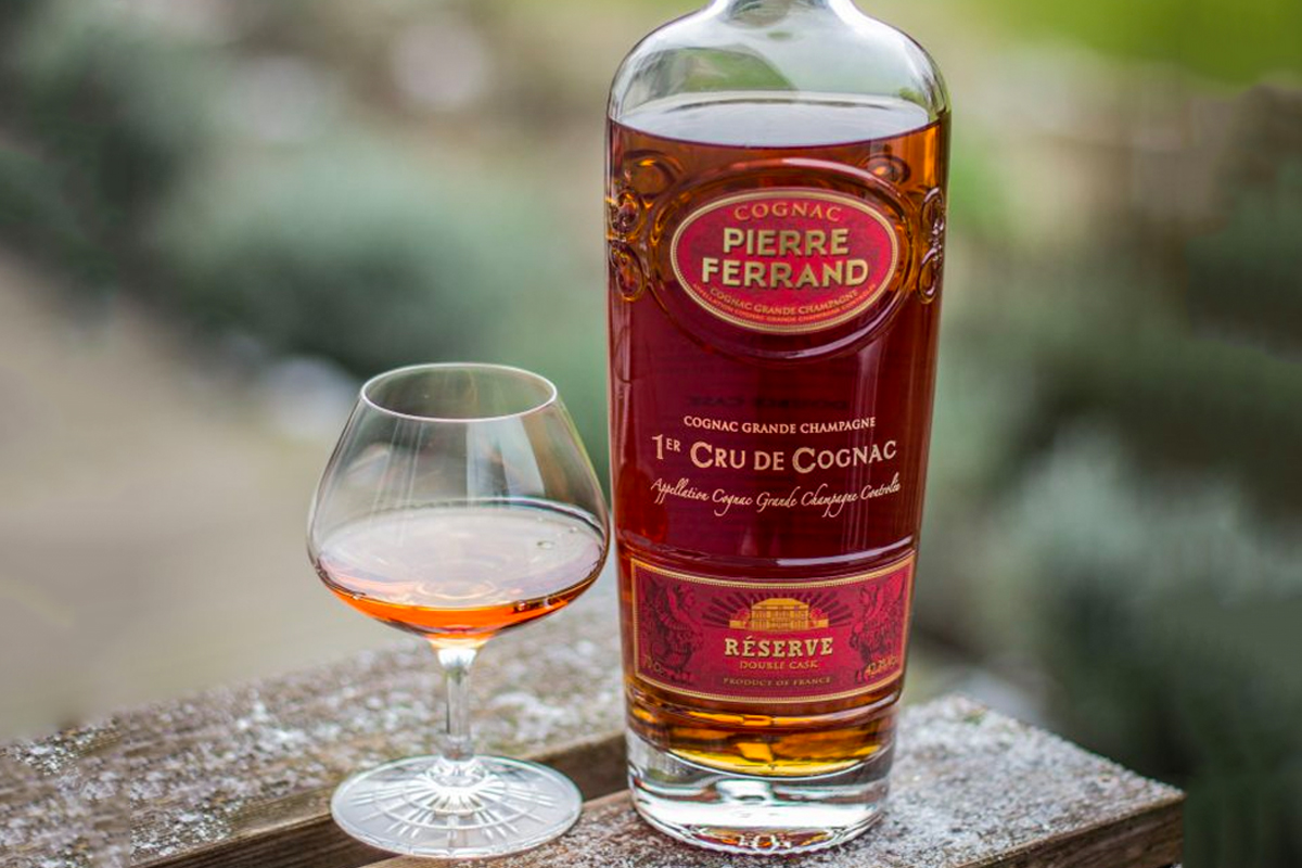 Mother's Day Gift Ideas: Pierre Ferrand Reserve Double Cask