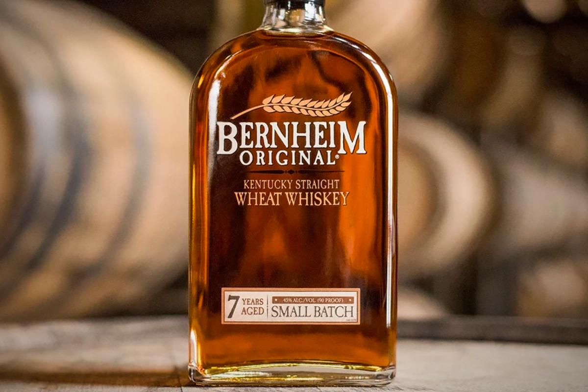 World Whisky Day Flights: Bernheim Original Wheat Whiskey