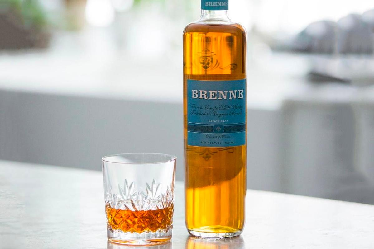 World Whisky Day Flights: Brenne French Single Malt