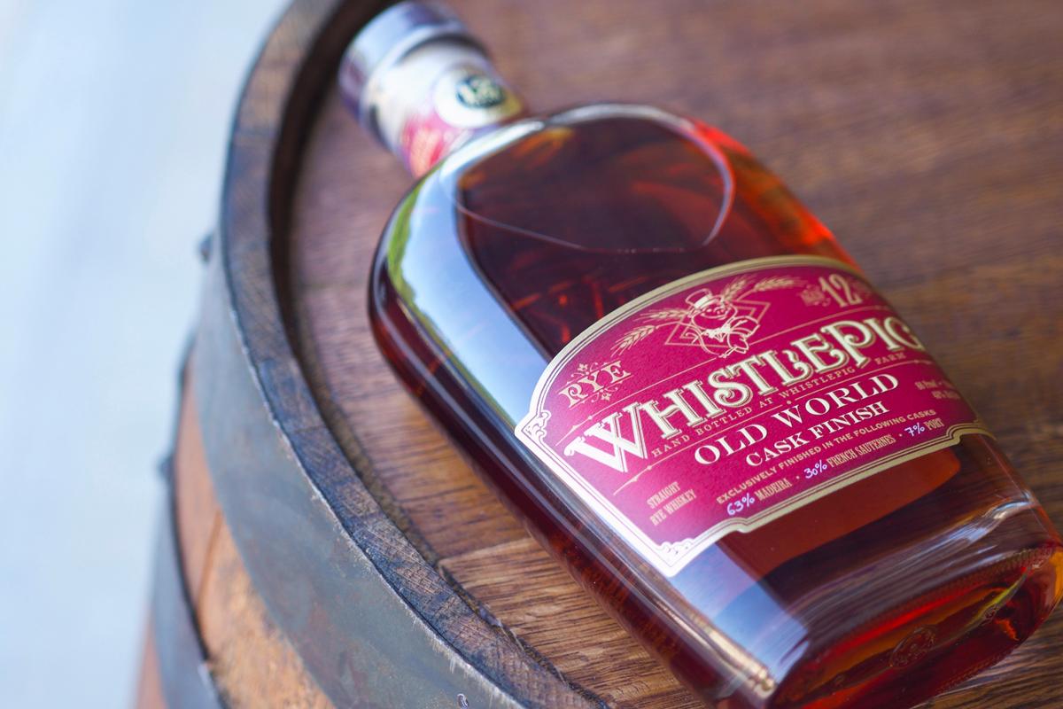 World Whisky Day Flights: WhistlePig Old World Cask Finish Rye 12 Year