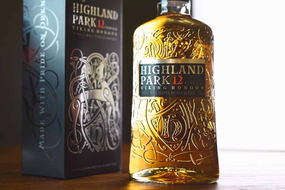 World Whisky Day Flights: Highland Park 12 Year Viking Honour