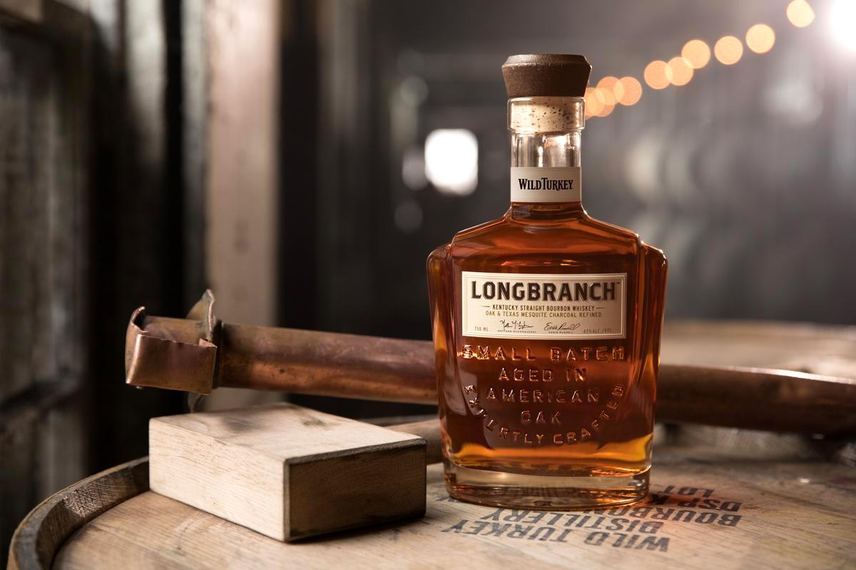 Outdoor Whiskeys: Wild Turkey Longbranch