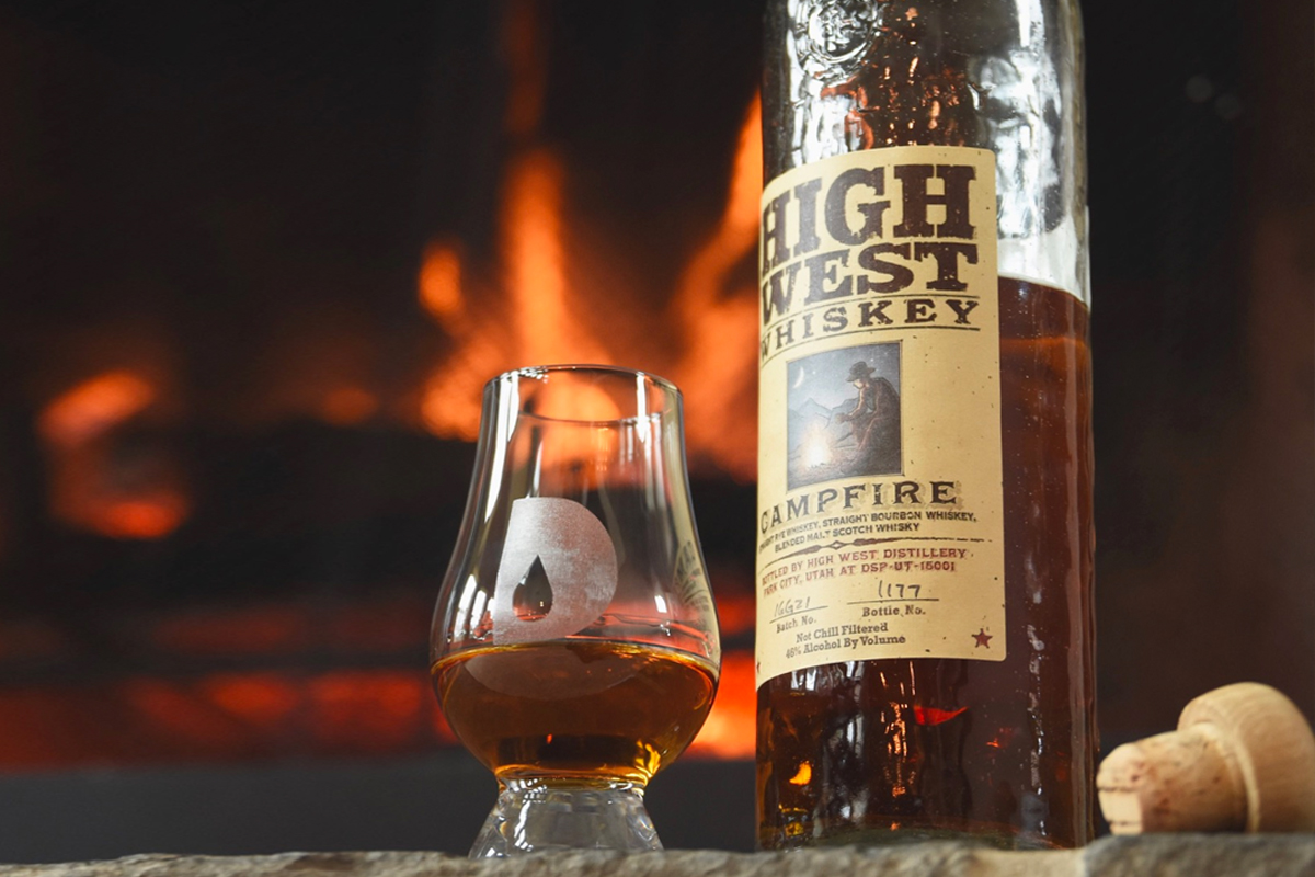 Outdoor Whiskeys: High West Campfire