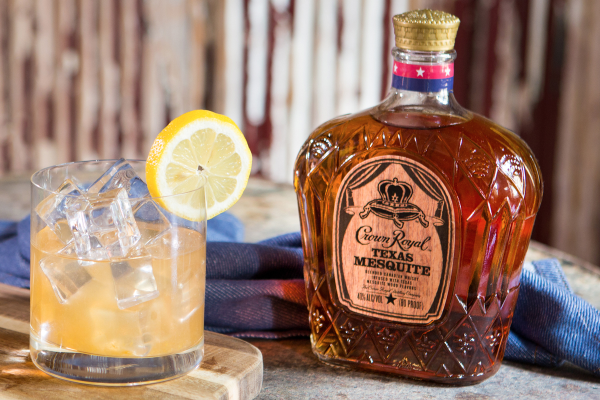Outdoor Whiskeys: Crown Royal Texas Mesquite