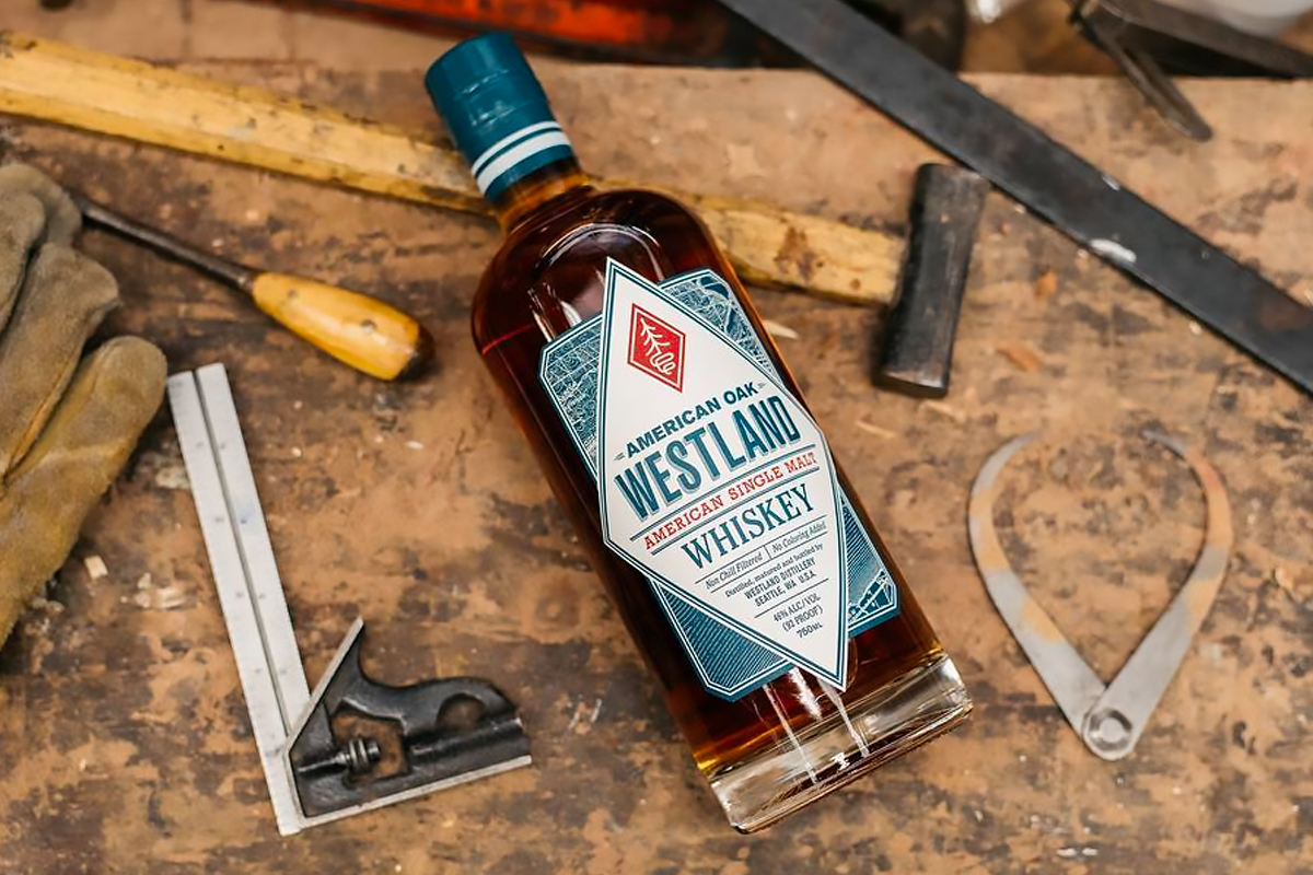 American Malt Whiskey: Westland American Single Malt