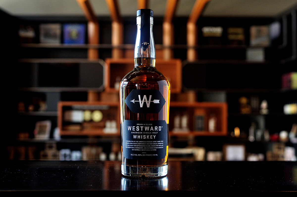 American Malt Whiskey: Westward American Single Malt