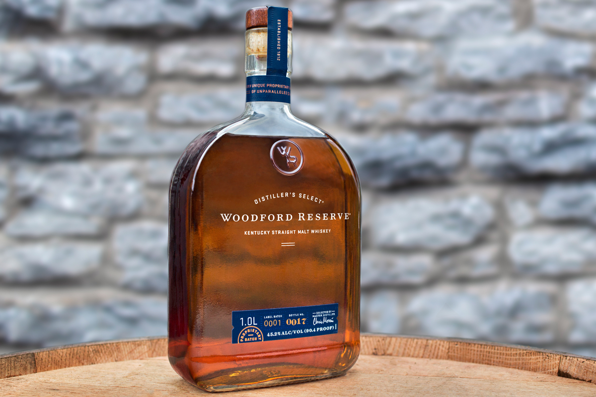 American Malt Whiskey: Woodford Reserve Straight Malt