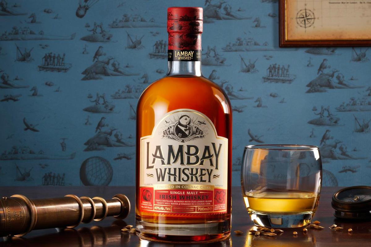 Father's Day Whiskey: Lambay Single Malt
