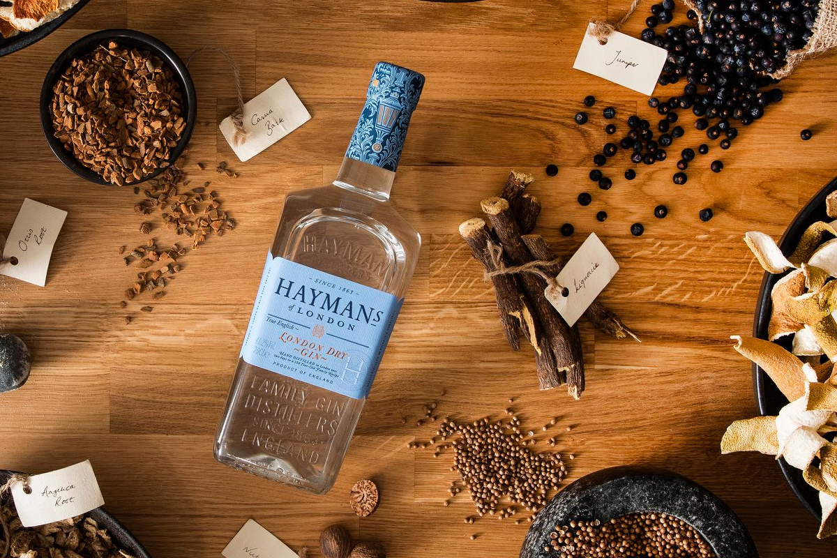 London Dry Gins: Hayman's London Dry Gin