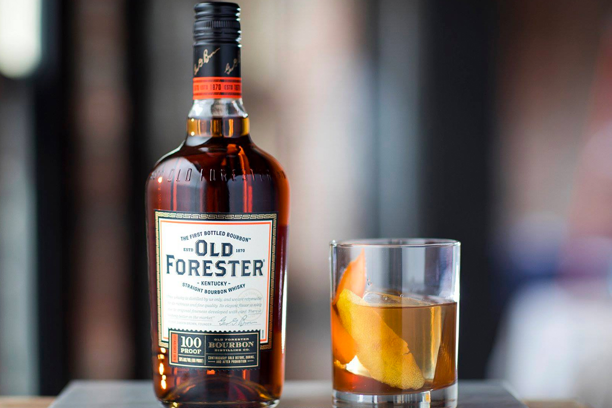National Bourbon Day: Old Forester Signature