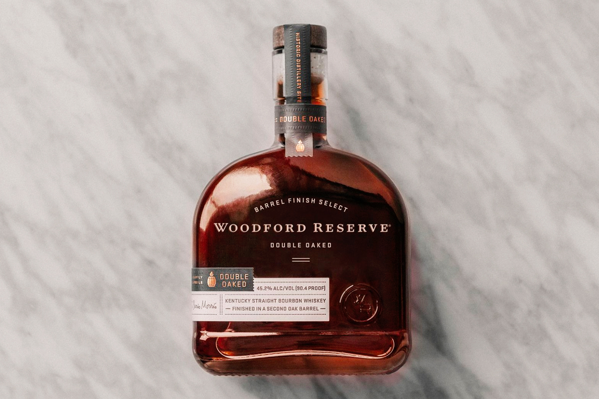 National Bourbon Day: Woodford Reserve Double Oaked
