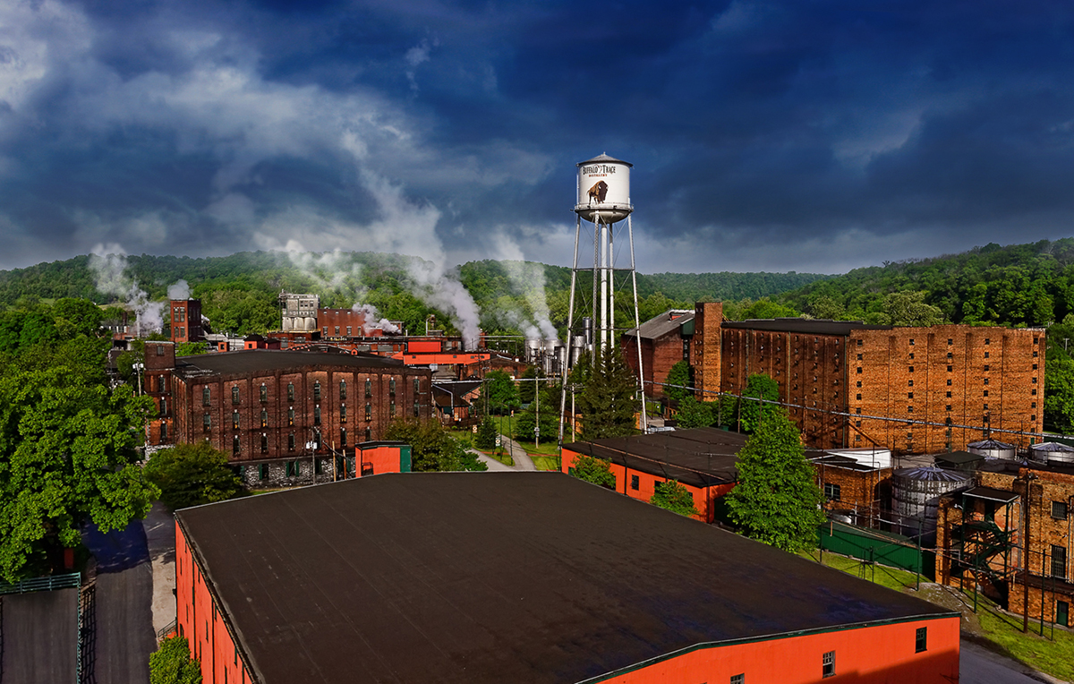 Buffalo Trace is expanding