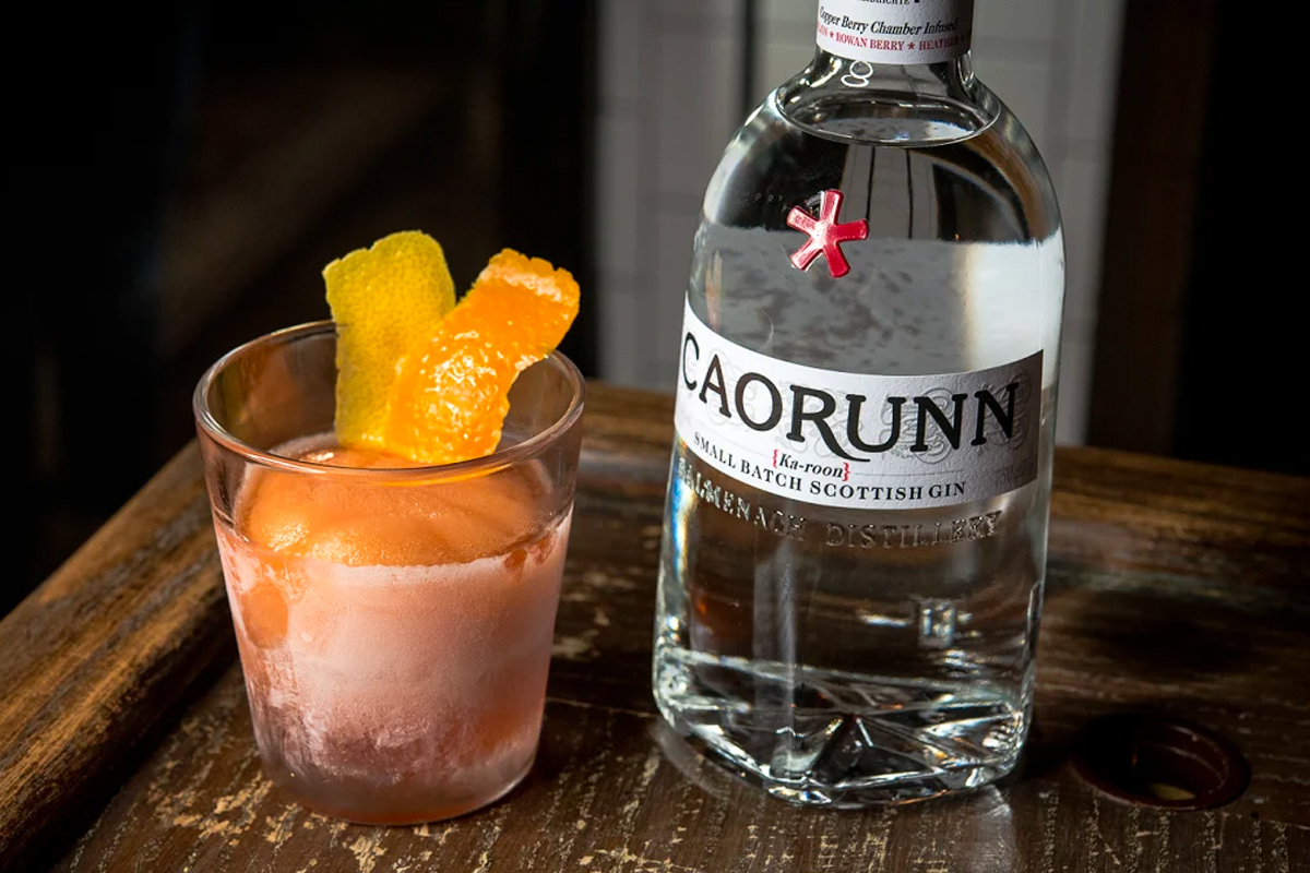 Last Minute Father's Day: Caorunn Gin