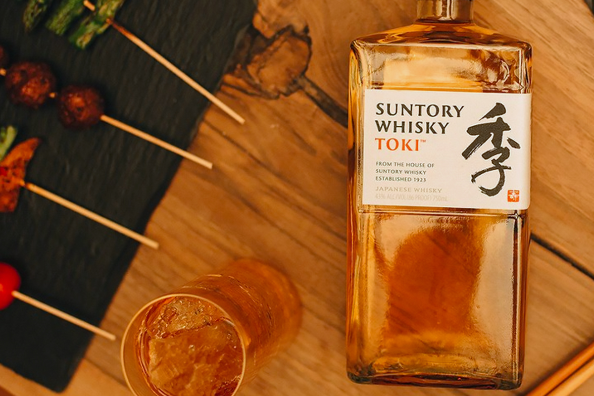 Last Minute Father's Day: Suntory Toki