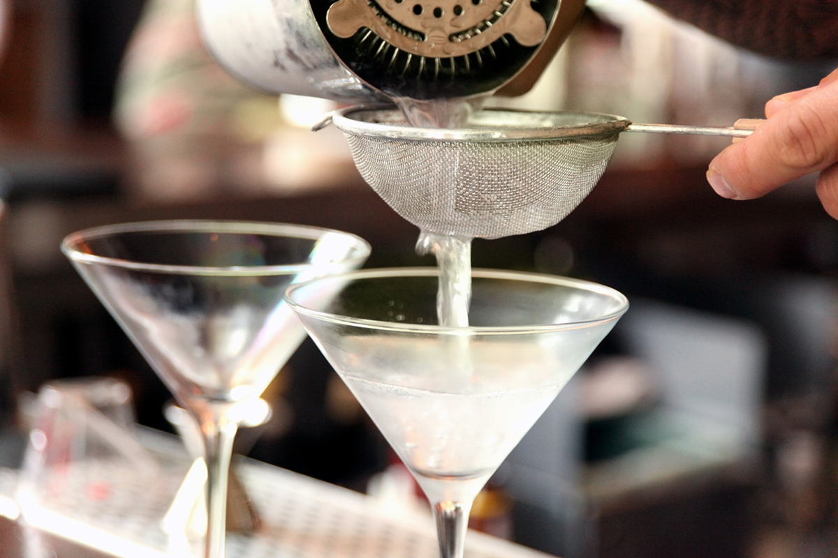 Tips for Building (Your) Perfect Martini
