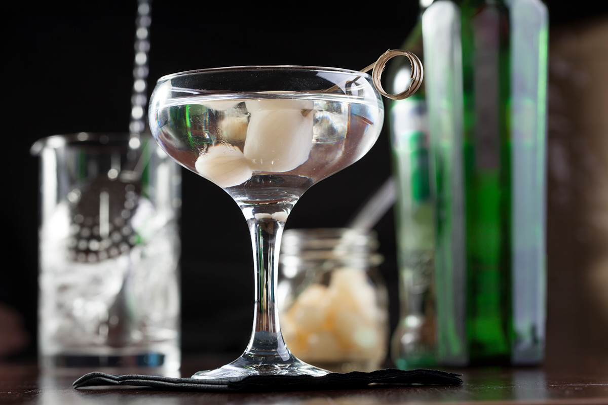 Tips for Building (Your) Perfect Martini: Cocktail Onions
