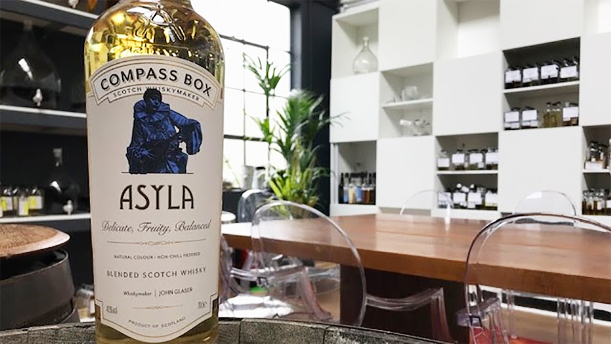 Compass Box Asyla to be discontinued