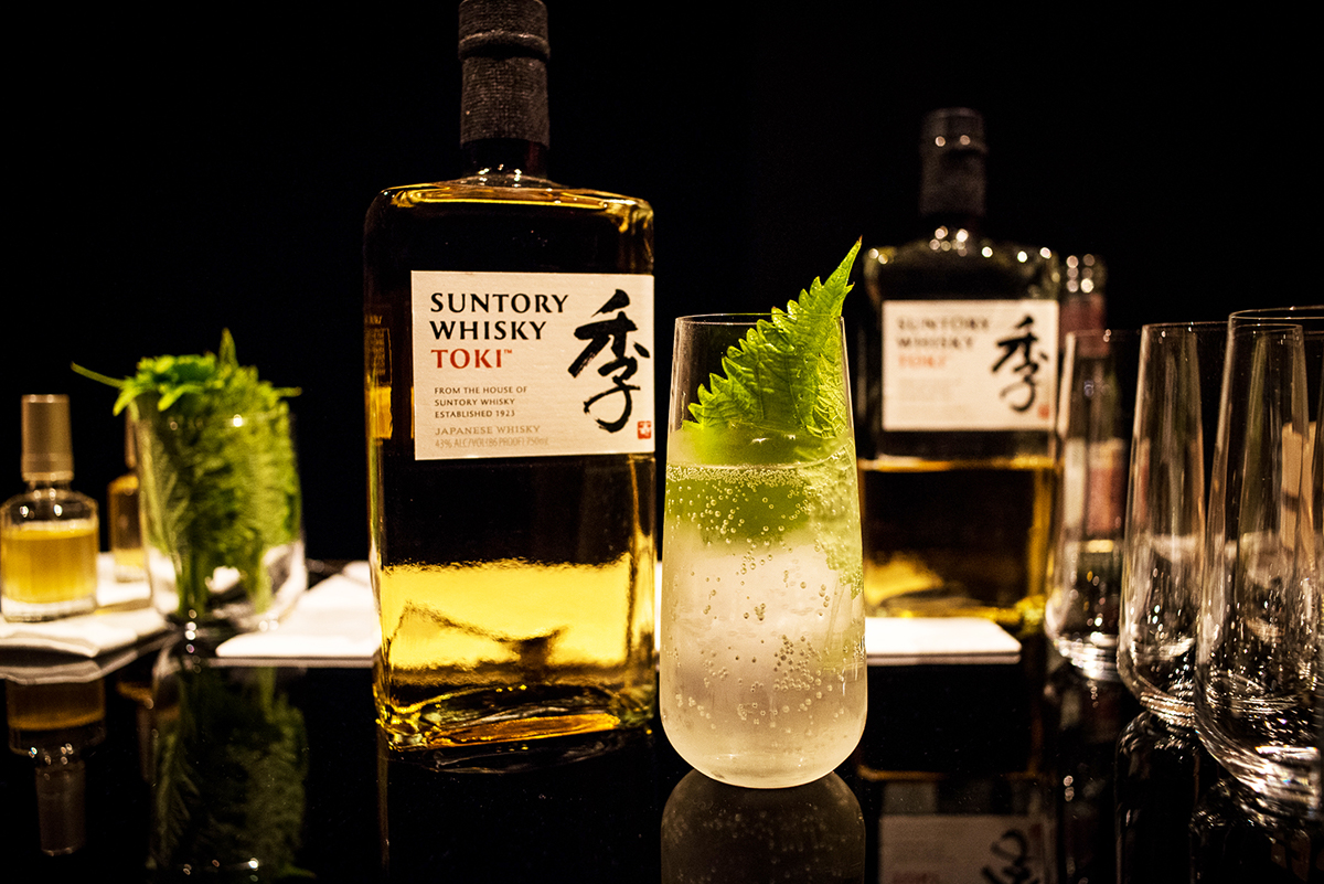 Suntory Whisky Toki Highball: Disappearing Japanese Whisky Age Statements