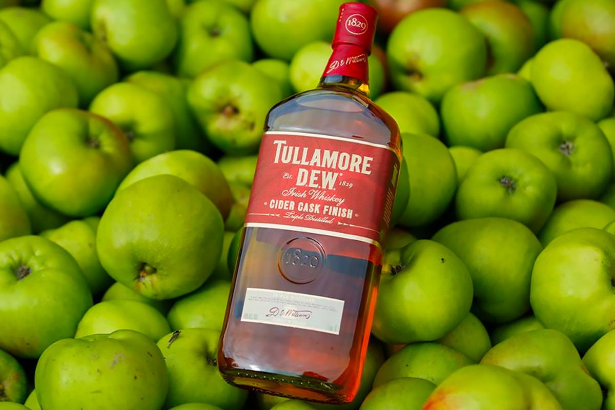 Experimental Wood Barrels: Tullamore D.E.W. Cider Cask