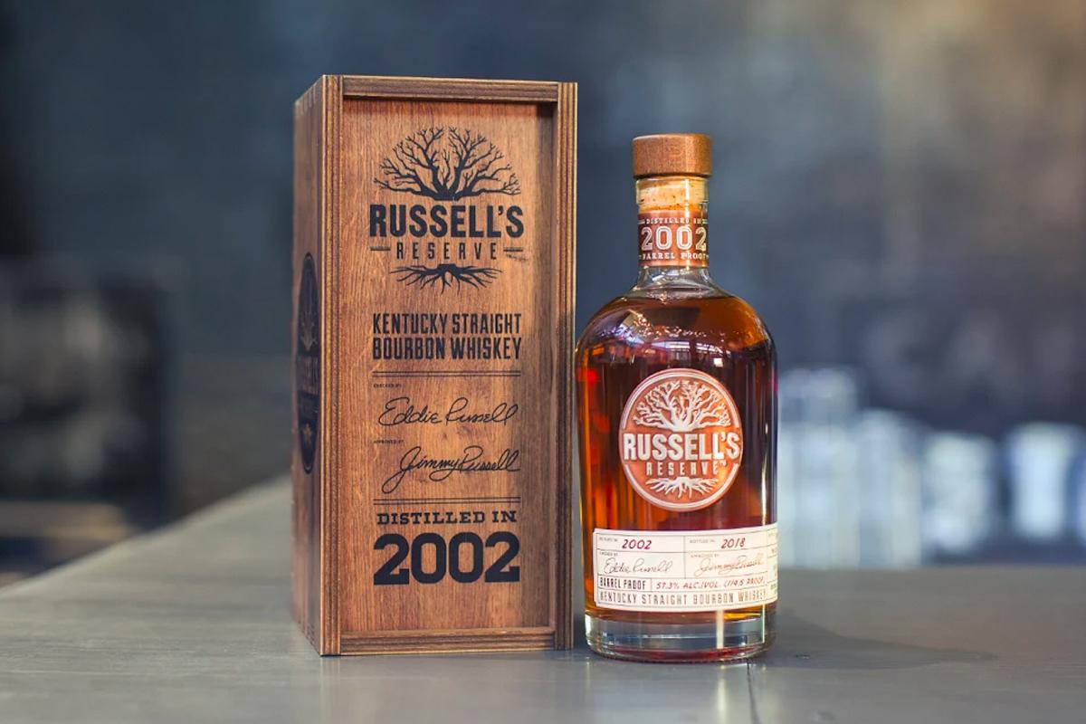 Russell's Reserve 2002 Kentucky Straight Bourbon