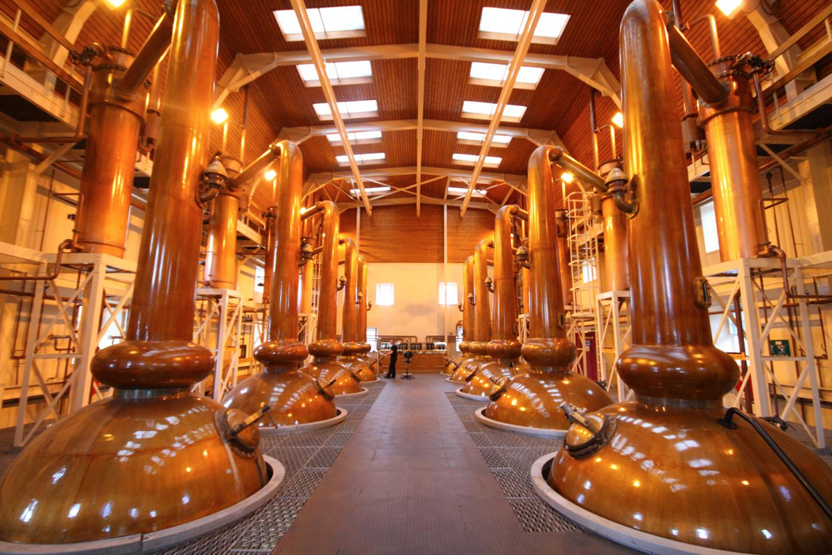 Pot Still: Glenmorangie