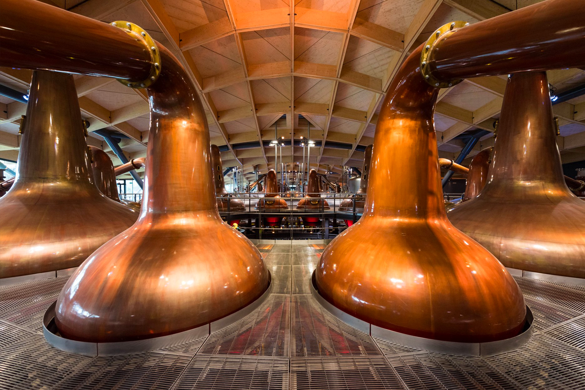 Pot Still: The Macallan