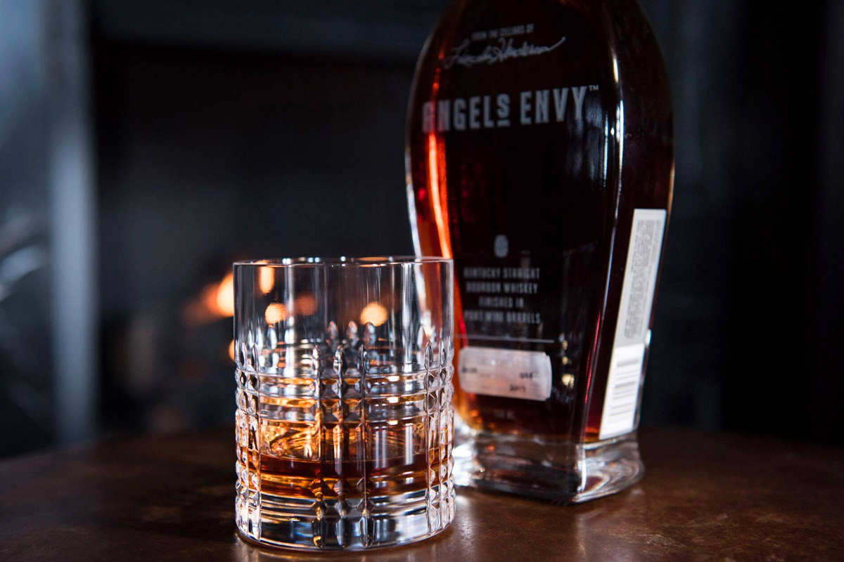 Barrel Proof Bourbon: Angel's Envy Cask Strength Bourbon