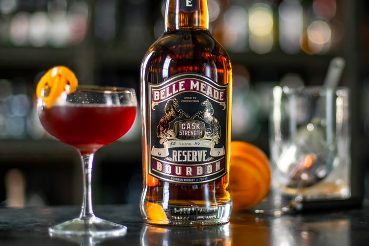 Barrel Proof Bourbon: Belle Meade Cask Strength Reserve