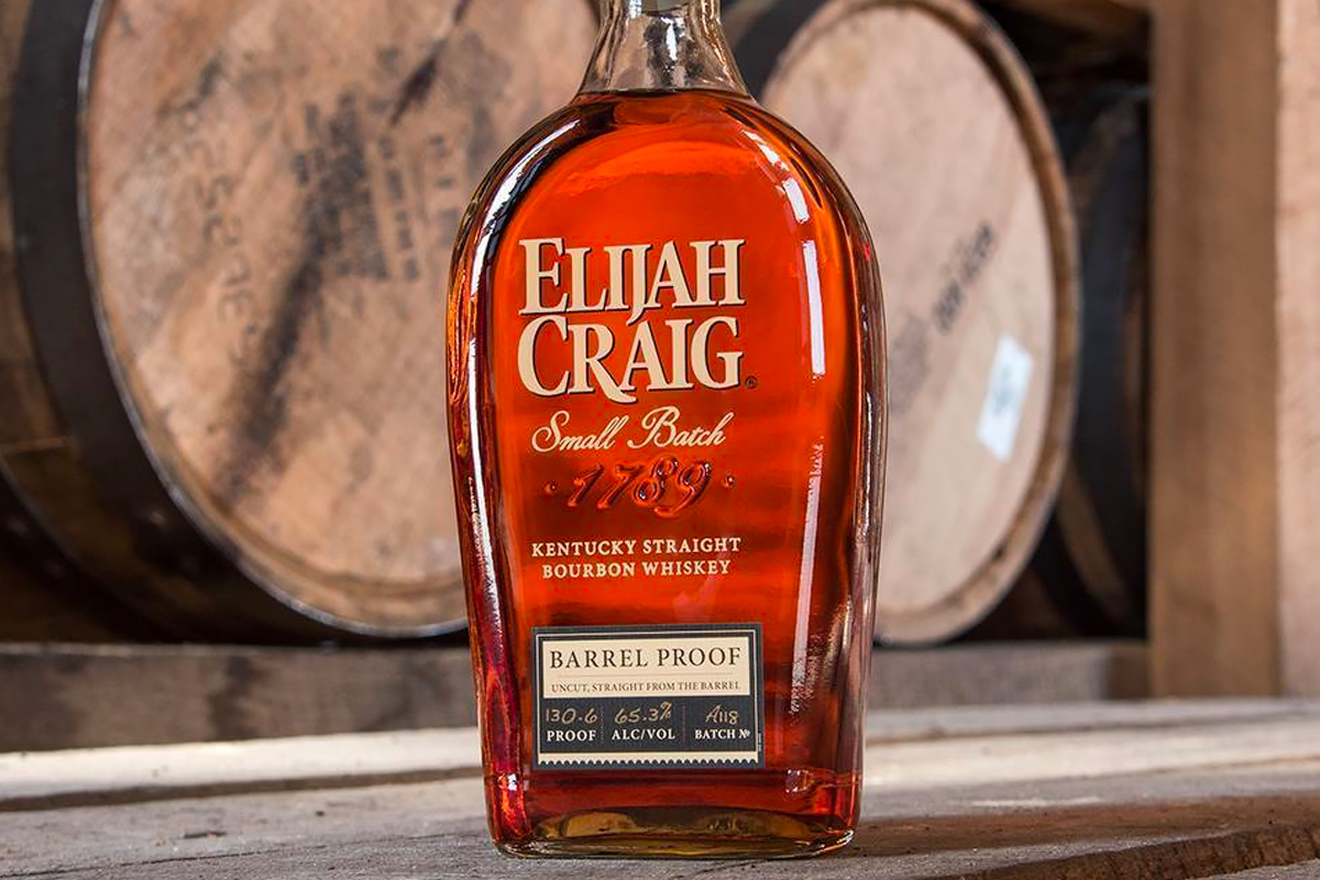 Barrel Proof Bourbon: Elijah Craig Barrel Proof Bourbon