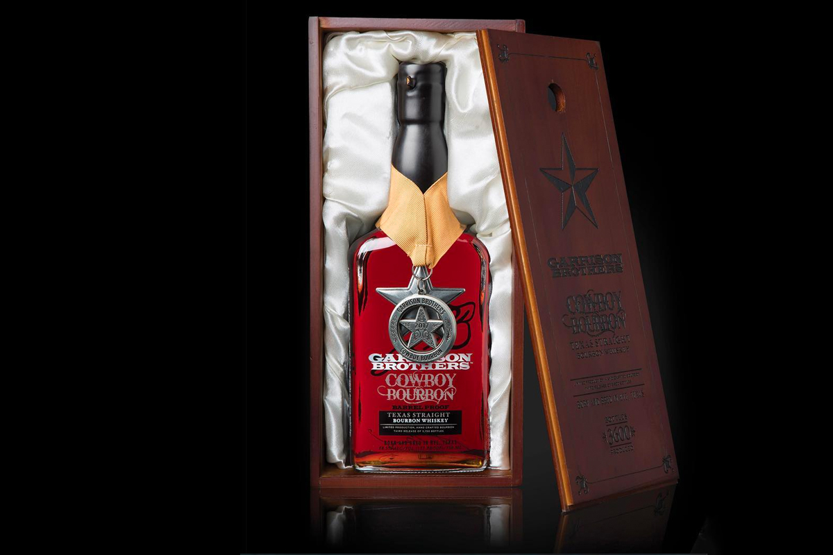 Barrel Proof Bourbon: Garrison Brothers Cowboy Bourbon Barrel Proof