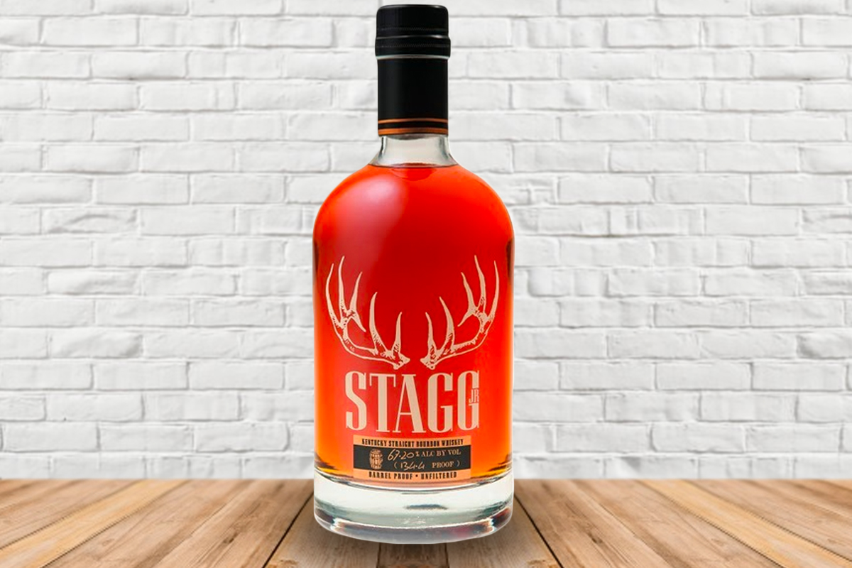 Barrel Proof Bourbon: Stagg Jr.