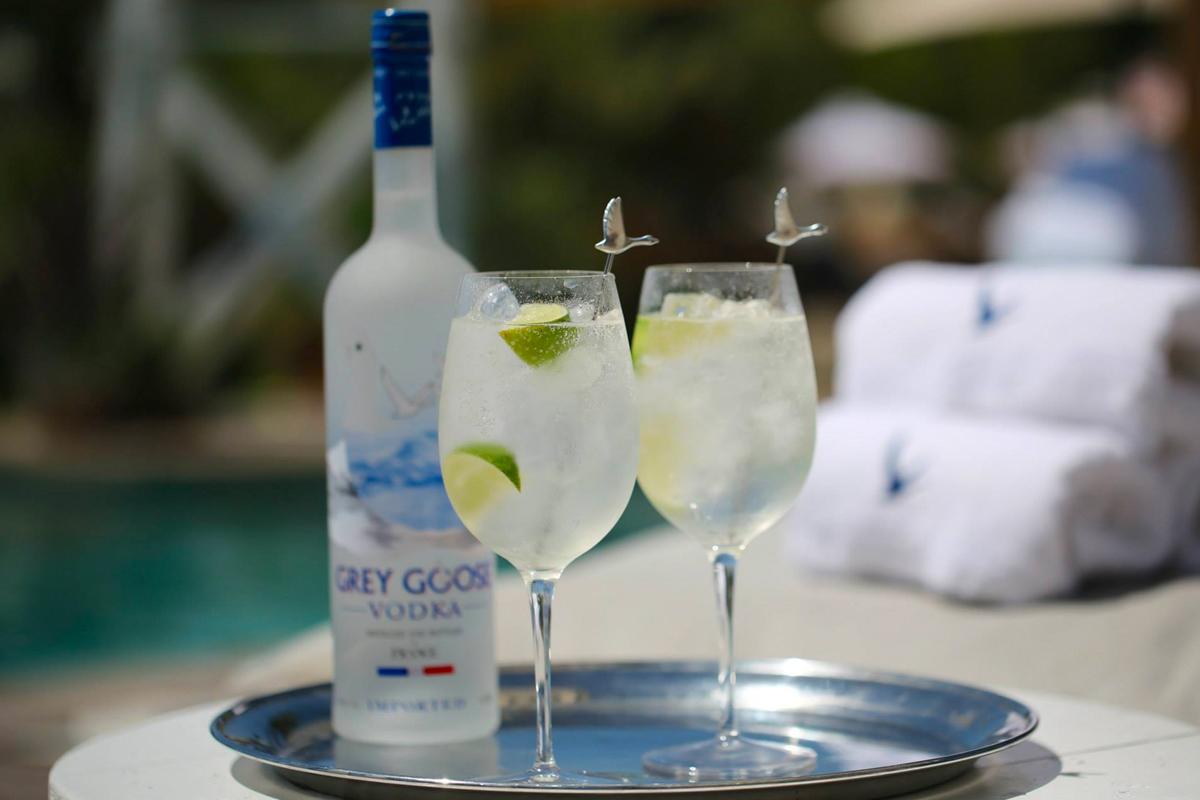 French Spirits: Grey Goose Vodka