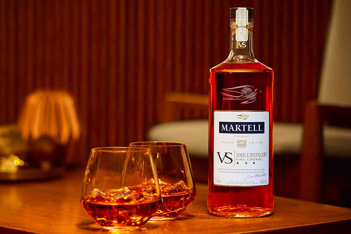 French Spirits: Martell VS Single Distillery