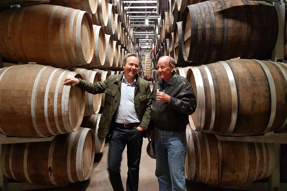 Plantation Rum Foundation: Alexandre Gabriel and Steve Remsberg