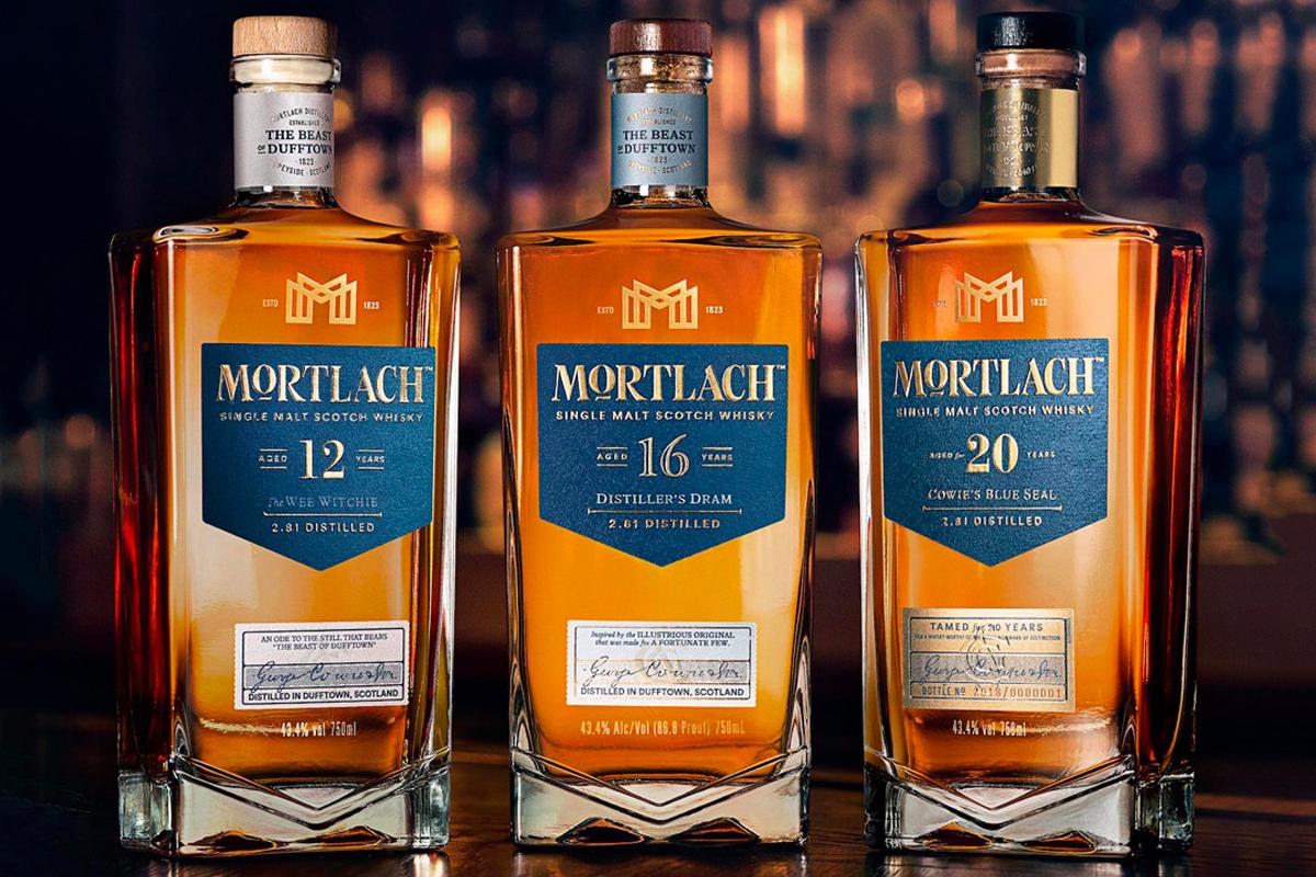 Mortlach Single Malt Trio