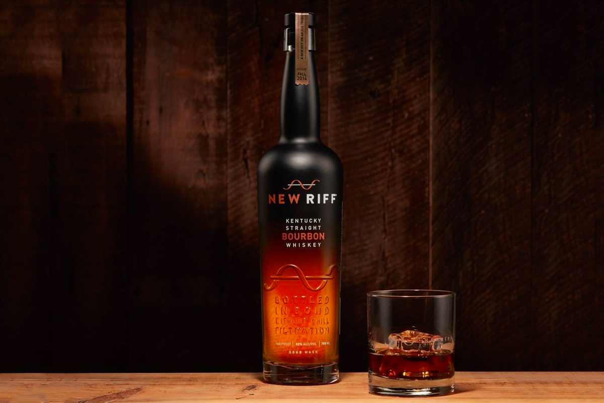 New Riff Kentucky Straight Bourbon