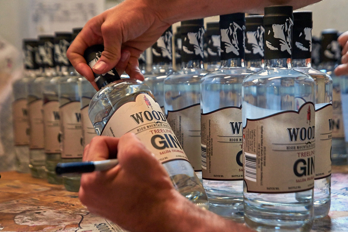 Colorado Spirits Trail: Wood's Treeline Gin