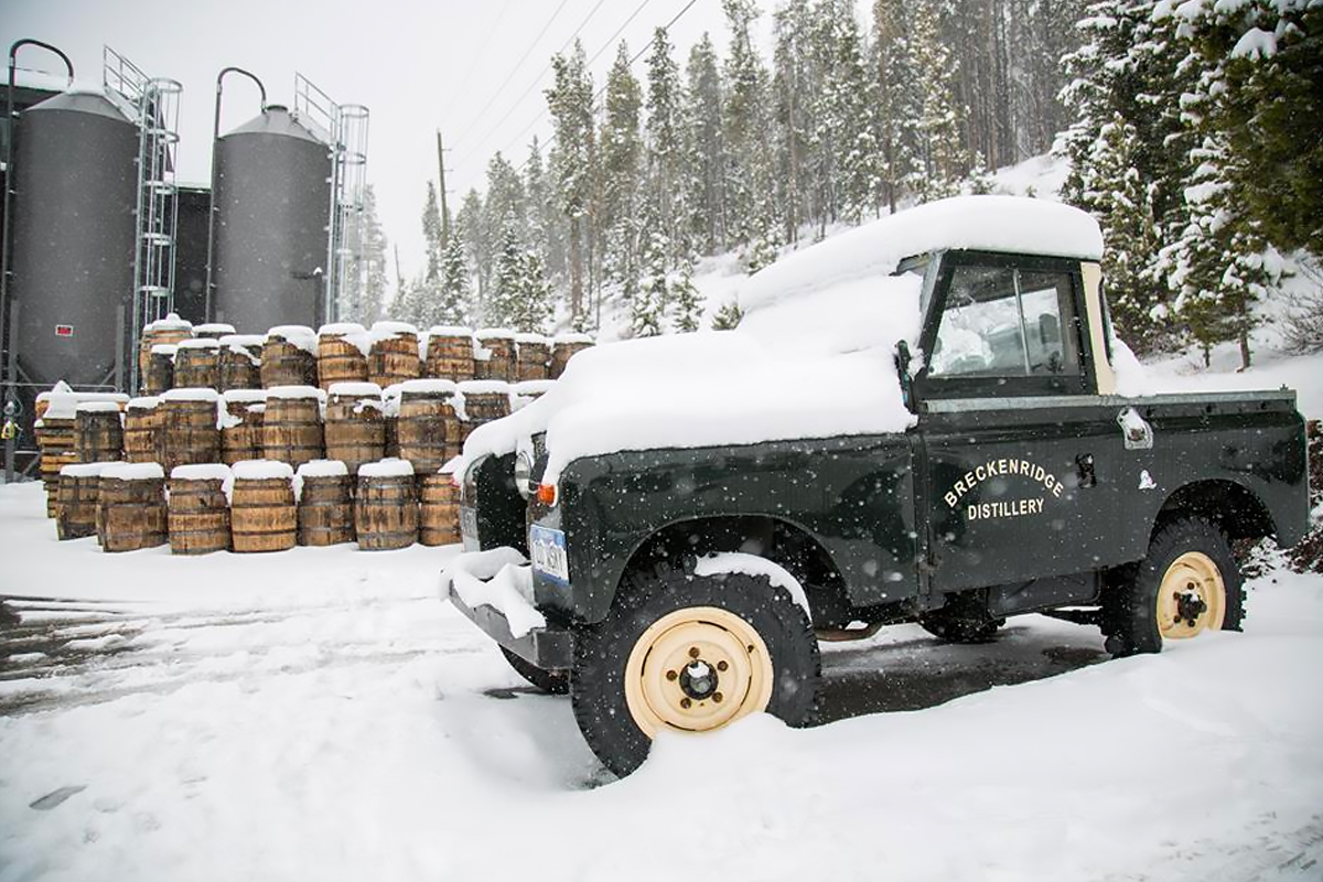 Colorado Spirits Trail: Breckenridge Distillery