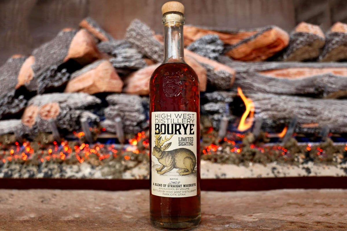 American Blended Whiskey: High West Bourye