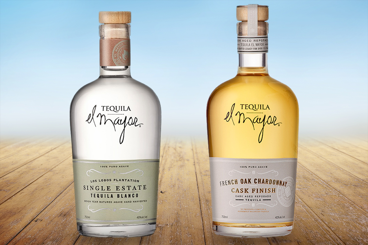 Tequila El Mayor Limited Release Editions