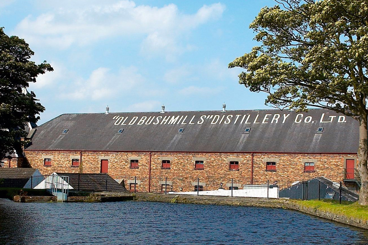 "Triple Distillation: The ""Old Bushmills Distillery"""