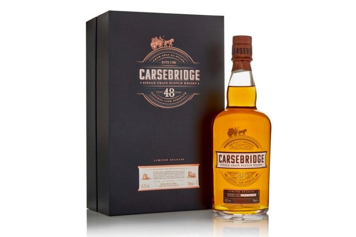 Diageo 2018 Special Release: Carsebridge 48 Year
