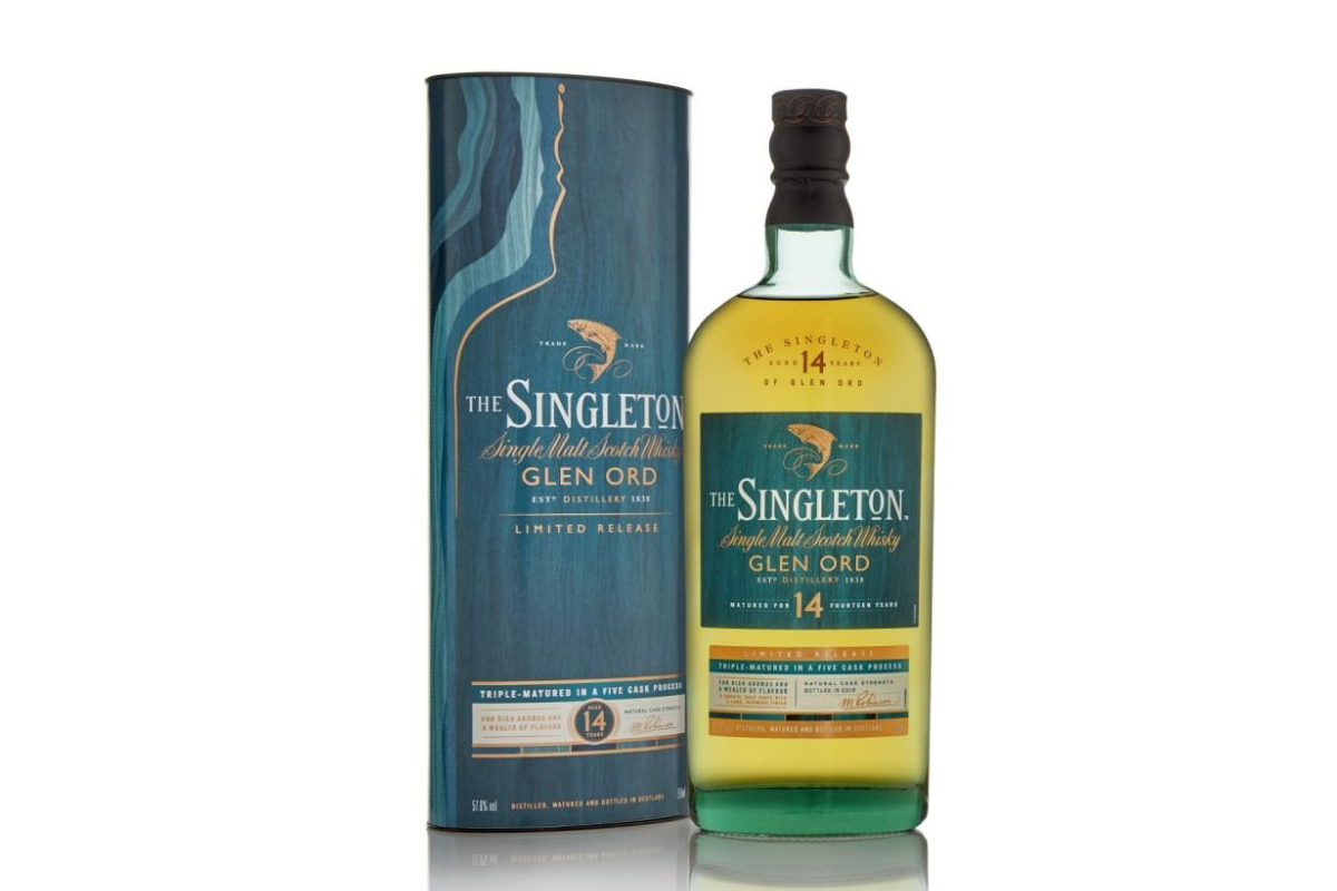 Diageo 2018 Special Release: The Singleton of Glen Ord 14 Year