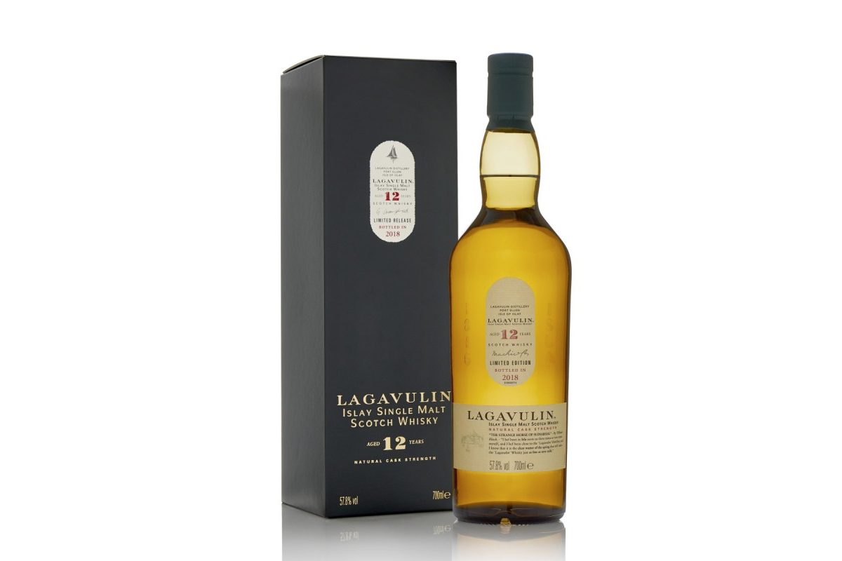 Diageo 2018 Special Release: Lagavulin 12 Year