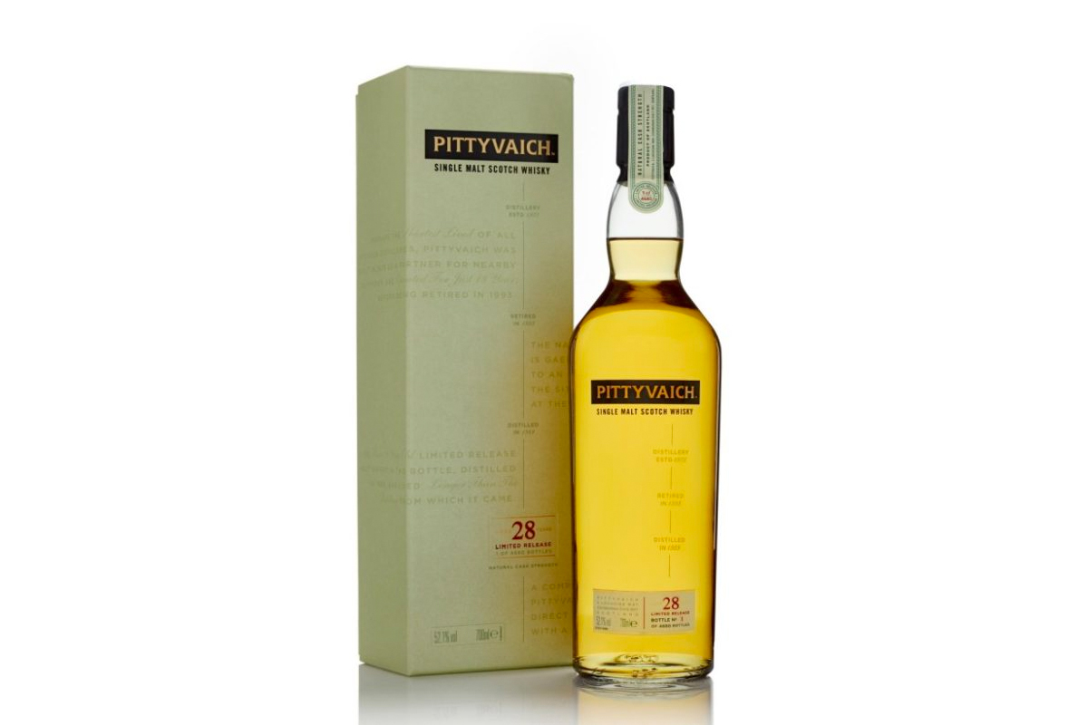 Diageo 2018 Special Release: Pittyvaich 28 Year
