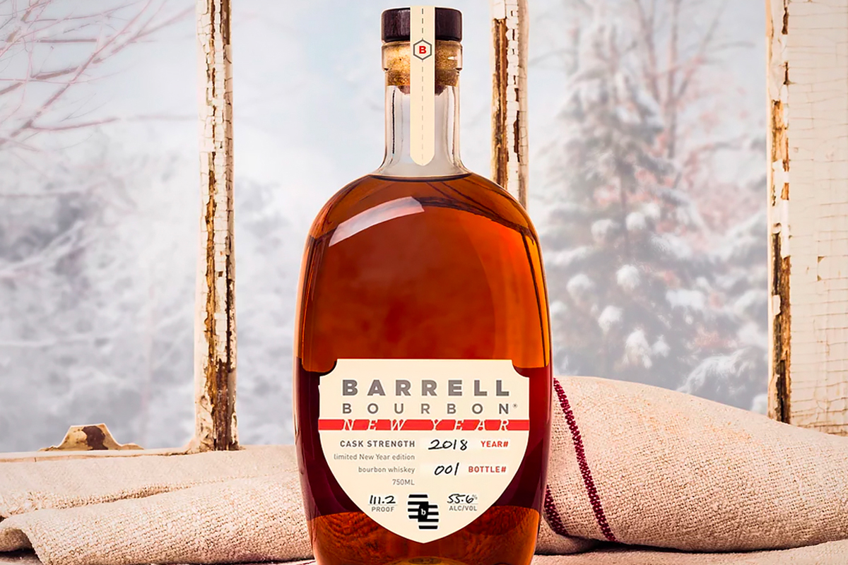Blended Bourbon: Barrell Bourbon New Year 2018