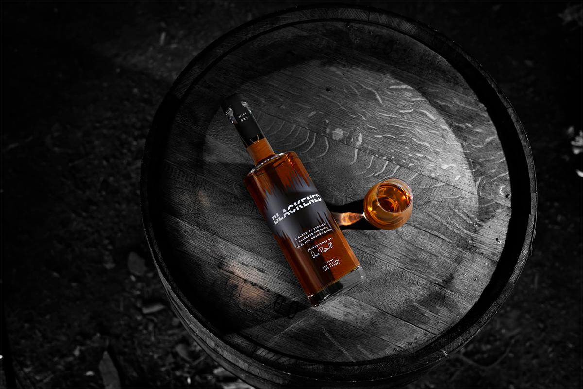 Metallica's Blackened American Whiskey