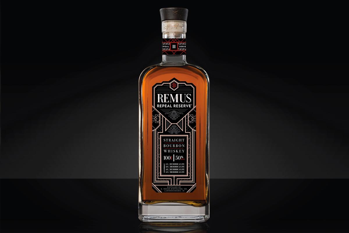 George Remus Bourbon Repeal Reserve Series II