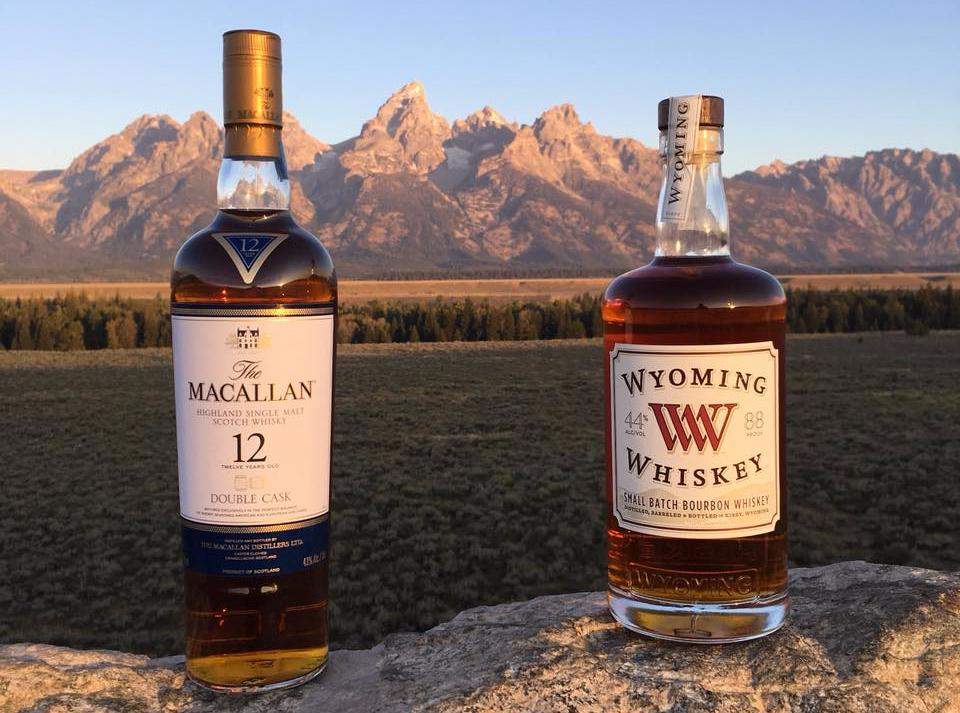 Wyoming Whiskey & Edrington