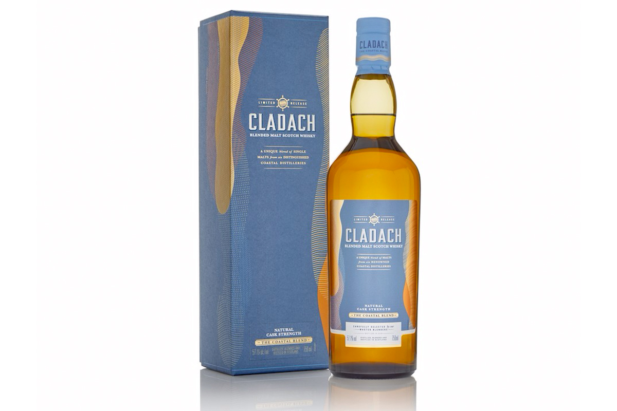 Diageo 2018 Special Release: Cladach Blended Malt